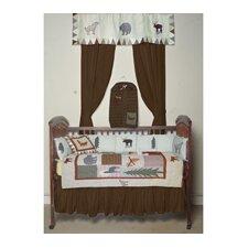 Mountain Whispers 9 Piece Crib Bedding Set