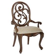 Jessica Mcclintock Splat Back Arm Chair