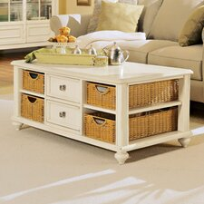 Camden 2 Drawer Coffee Table II
