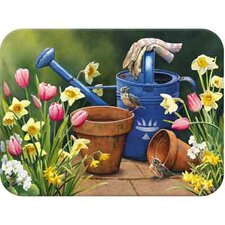 Tuftop Spring Garden Cutting Board