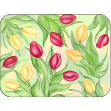 Tuftop Tulips Cutting Board