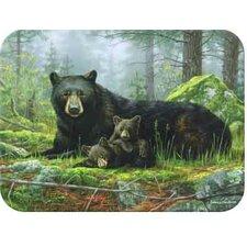 Tuftop Black Bears Cutting Board