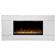 "Reflections 24"" Wall Mount Fireplace"
