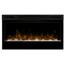 Prism Wall Mount Electric Fireplace