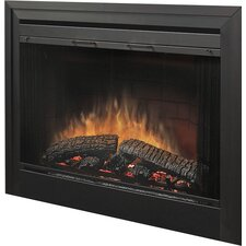 """39"""" Built-in Electric Firebox"""
