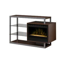 Hadley Media Console Electric Fireplace