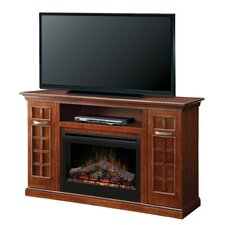 Yardley Media Console Electric Log Fireplace