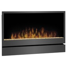 "Inspiration 36"" Wall-Mounted Electric Fireplace"