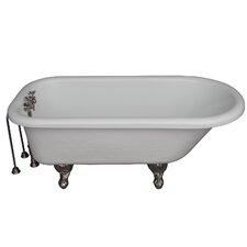 "67"" x 29.5"" Soaking Bathtub Kit"