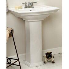 Washington 460 Pedestal Bathroom Sink