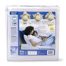 Serta Perfect Sleeper Mattress Defender Plus Waterproof Mattress Cover