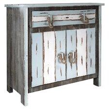 Dockside 2 Door 1 Drawer Cabinet