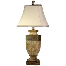 "29"" H Table Lamp with Bell Shade"