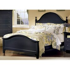 Cottage Panel Bed
