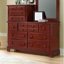 Hamilton Franklin Vanity 10 Drawer Dresser