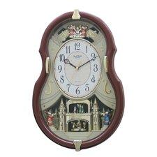 Viola Entertainer Wall Clock
