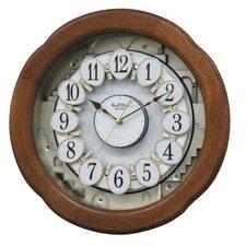 "Angel Blossom 15"" Wall Clock"