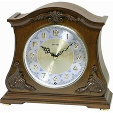 Joyful Versailles Mantel Clock