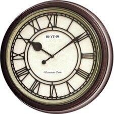 """WSM Canterbury 16"""" Wall Clock"""
