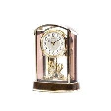 Crystal Flare Melody Clock