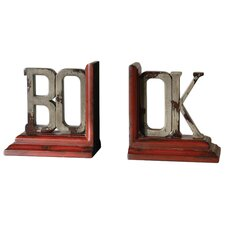 Book End (Set of 2)