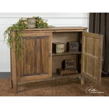 Altair Reclaimed Wood Accent Cabinet