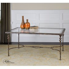 Quillon Glass Coffee Table