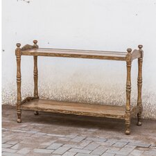 Macaire Wooden Sofa Table