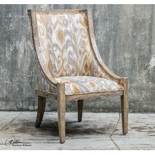 Alabaster Driftwood Accent Side Chair
