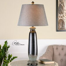 "Diona 32.5"" H Table Lamp with Empire Shade"
