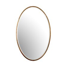 Herleva Oval Wall Mirror