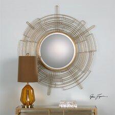 Vector Round Modern Mirror