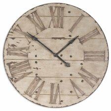 "Harrington Oversized 36"" Wall Clock"