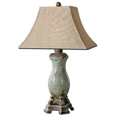 "Andelle 31.5"" H Table Lamp with Bell Shade"