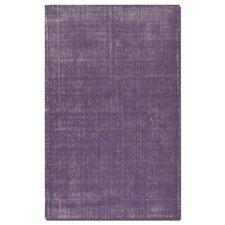 Zell Purple Area Rug