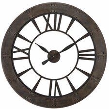 "Ronan Oversized 40"" Wall Clock"