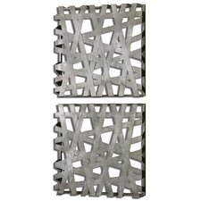 Alita Squares Wall Décor (Set of 2)