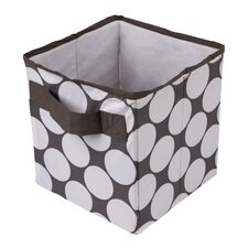 Dots/Pin Stripes Storage Box