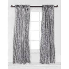 Pin Stripes Curtain Panel