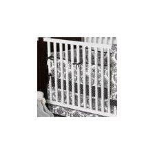 Damask Crib Fitted Sheet
