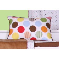 Baby and Me Decorative Cotton Boudoir/Breakfast Pillow
