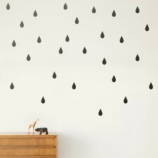 Mini Drops Wall Decal