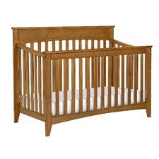 Grove 4-in-1 Convertible 2 Piece Crib Set
