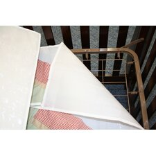 Crib Mattress and Dust Ruffle Protector