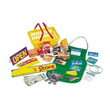 Pretend and Play 93-Piece Supermarket Set