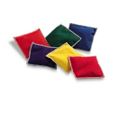 Rainbow Bean Bag Game Set (6/pack)