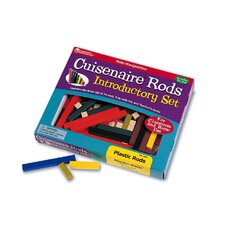 74 Piece Cuisenaire Rods Intro  Set