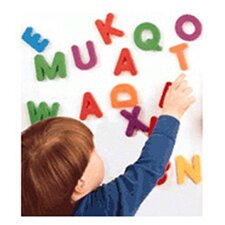 40 Piece Jumbo Magnetic Letters Set