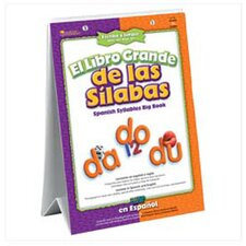 El Libro Gr&e De Las Silabas Span Lesson Planner