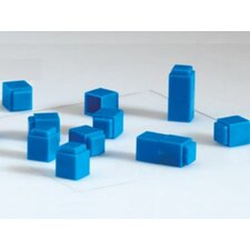 Interlocking Base Ten (Set of 300)